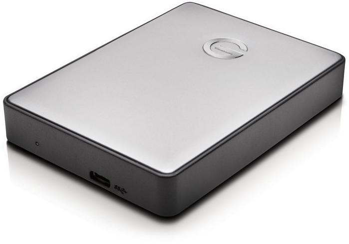 G-Technology G-DRIVE USB-C   4TB mobile USB 3.1 Gen 2 space gray