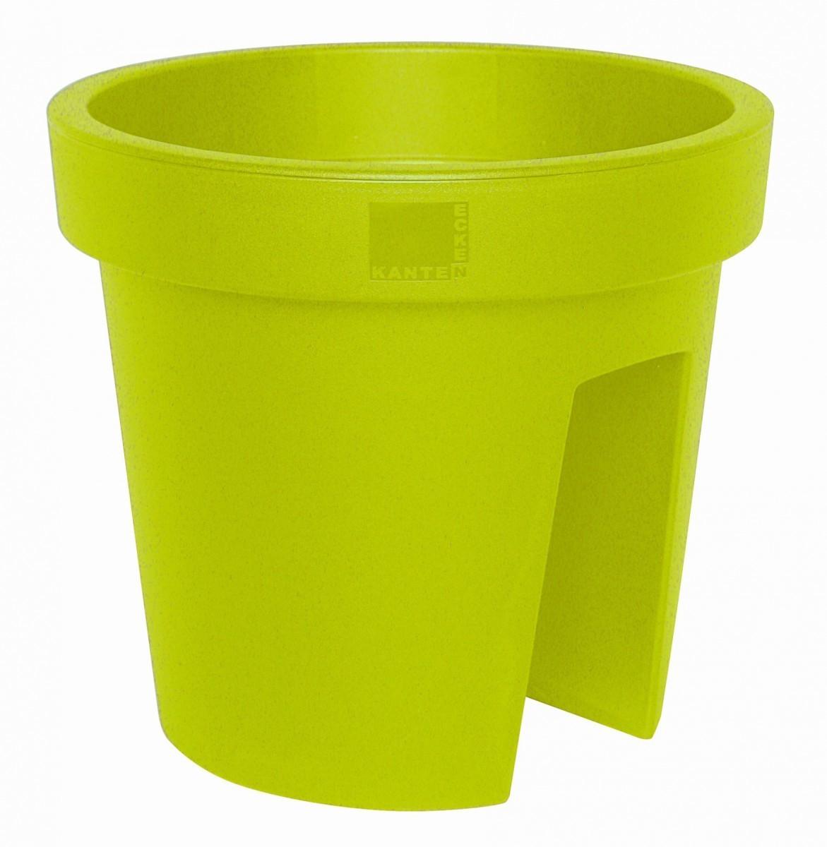 geli Geländertopf Ø 28cm grün