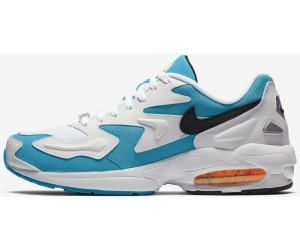 Nike Air Max2 Light whiteblue lagoonlaser orangeblack ab