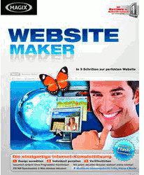 Magix Website Maker V