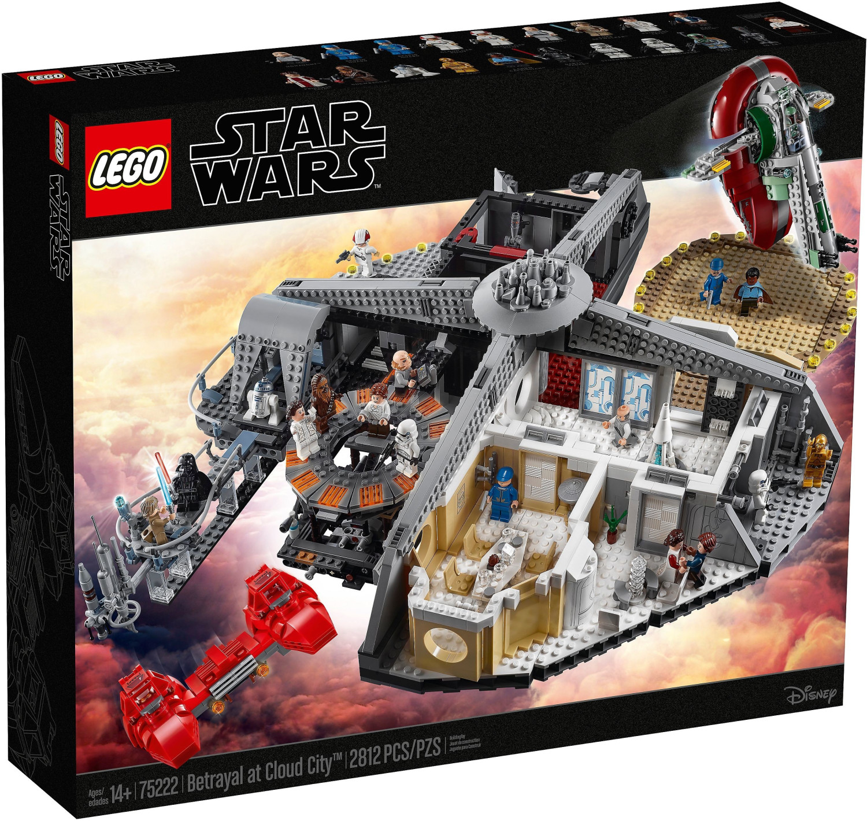LEGO Star Wars - Betrayal At Cloud City (75222)