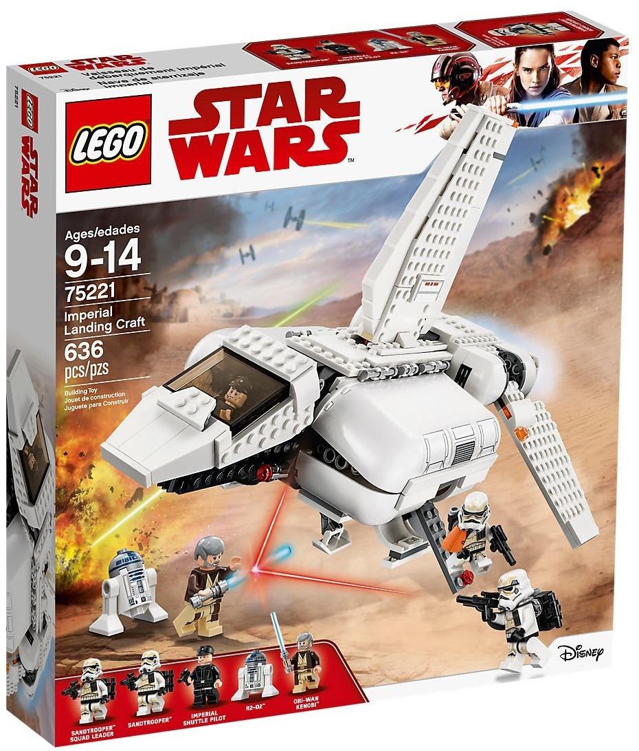 LEGO Star Wars - Imperial Landing Craft (75221)