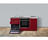 Miniküche Mit Backofen Und Kühlschrank : Kompaktküche mit backofen preisvergleich günstig bei idealo kaufen
