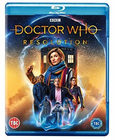 Image of Doctor Who Resolution (2019 Special) [Blu-ray]