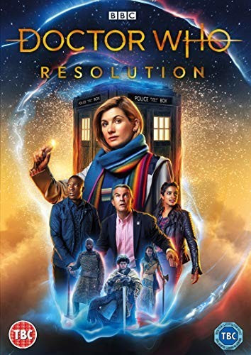 Image of Doctor Who Resolution (2019 Special) [DVD]