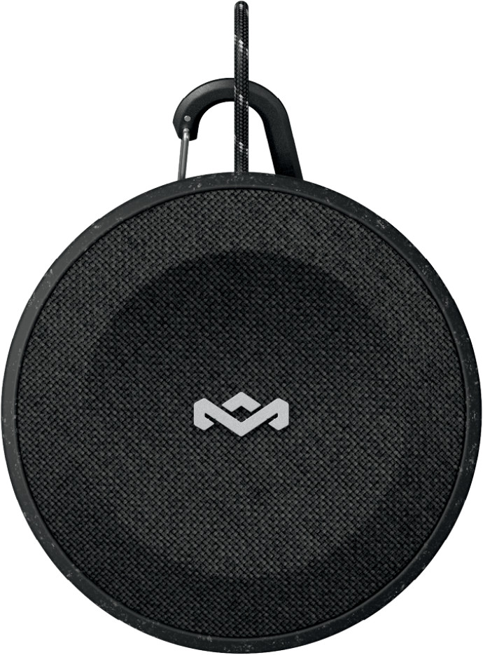 #The House of Marley No Bounds Waterproof Bluetooth Speaker Black#