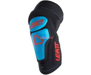 LEATT Knieprotektor Paar schwarz//blau//rot : 3DF 6.0