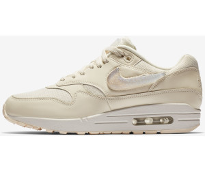 Nike Air Max 1 Premium Wmns pale ivory/guava ice/summit white ab 99 ...