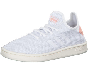 Buy Adidas Court Adapt Ftwr White/Ftwr White/Dust Pink from ...