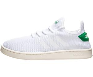 Adidas Court Adapt ftwr white/ftwr white/green ab 42,74 ...