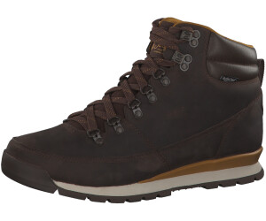The North Face Back To Berkeley Redux Leather M chocolate