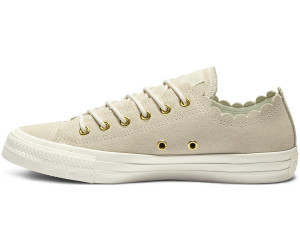 Converse Chuck Taylor All Star Frilly Thrills Low Top egret