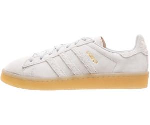 Adidas Campus W Grey Two Grey One Gum4 •