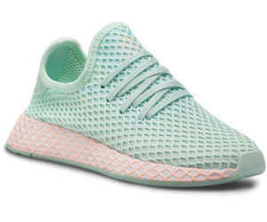 6ca15f62ce83a Adidas Deerupt Runner J turquoise/ftwr white/clear orange ab 30,73 ...