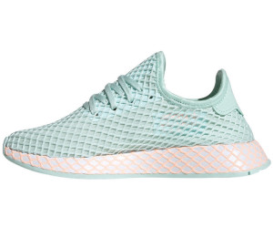 e0a79b72b259f Buy Adidas Deerupt Runner J turquoise/ftwr white/clear orange from ...