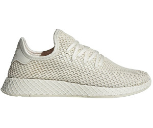 new products better factory outlets Adidas Deerupt Runner off white/ftwr white/shock red ab 58 ...