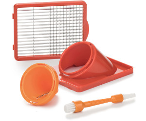 Genius Nicer Dicer Chef S Deluxe-Set 20tlg ab 92,96