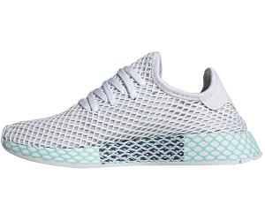 Buy Adidas Deerupt Runner Women ftwr white/grey one/clear ...