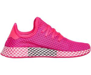 Adidas Deerupt Runner Women shock pinkvivid pinkftwr white
