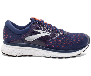 a8d340c03df Buy Brooks Glycerin 16 Women navy coral white from £94.50 – Best ...