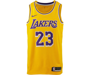 online store 21ebf 39a68 Nike Lebron James Los Angeles Lakers Jersey Icon Edition ...
