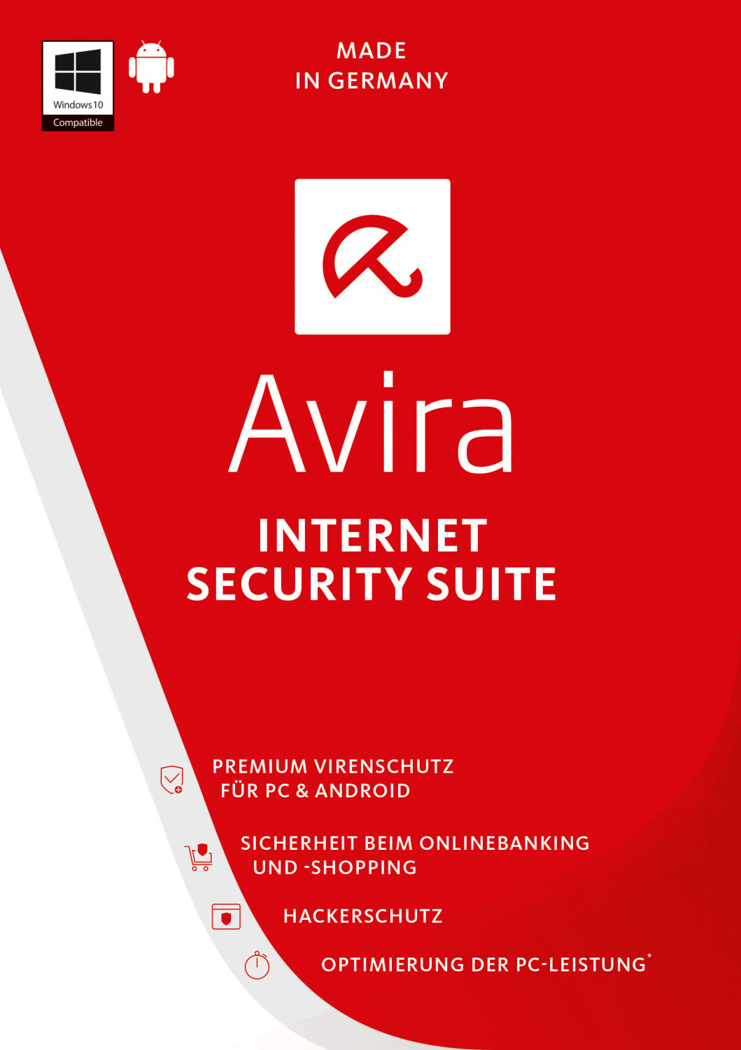 Image of Avira Internet Security Suite 2019