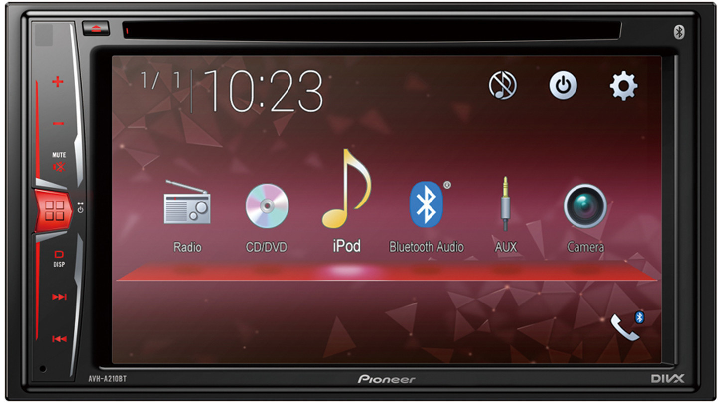 Image of Pioneer AVH-A210BT