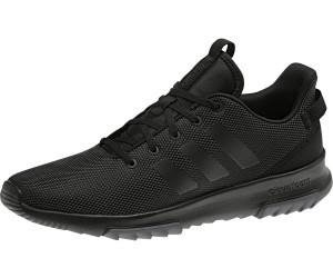 Adidas Sneaker Cloudfoam Racer TR schwarz black Mesh Schnürung B43651
