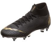 7a7823576c4 Nike Mercurial Superfly VI Elite SG-Pro Anti-Clog black metallic vivid gold
