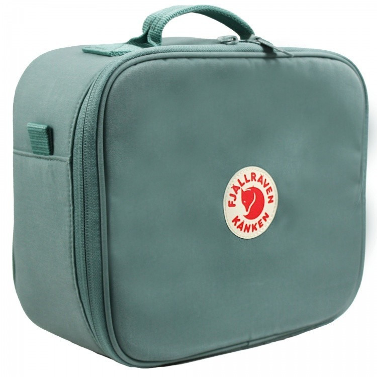 Image of Fjällräven Kanken Photo Insert Small frost green