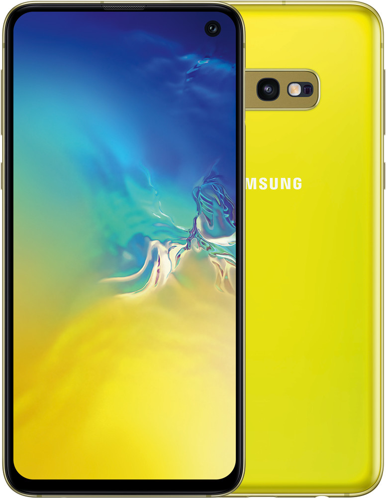 Image of Samsung Galaxy S10e 128GB Canary Yellow