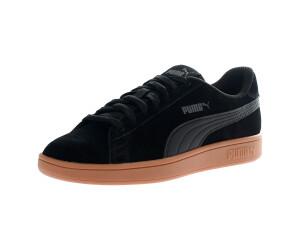 Puma Smash V2 black/black/gum ab 33,84 € | Preisvergleich bei idealo.de