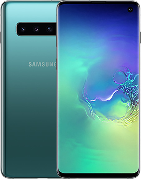 Image of Samsung Galaxy S10 128GB Prism Green