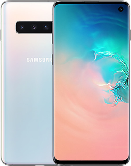 Image of Samsung Galaxy S10 128GB Prism White