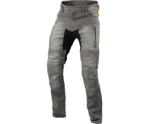 Trilobite Acid Scrambler Herren Motorrad Jeans Khaki Protektoren Hose Reißfest