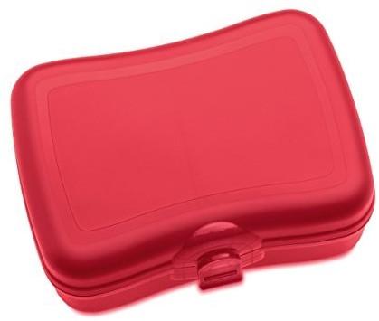 Koziol Basic Lunchbox 12,2cm rot