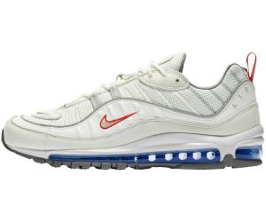 b495b21f21 ... summit white/university red/racer blue/metallic silver. Nike Air Max 98