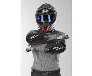 Coudieres Bionic Plus Noir Alpinestars