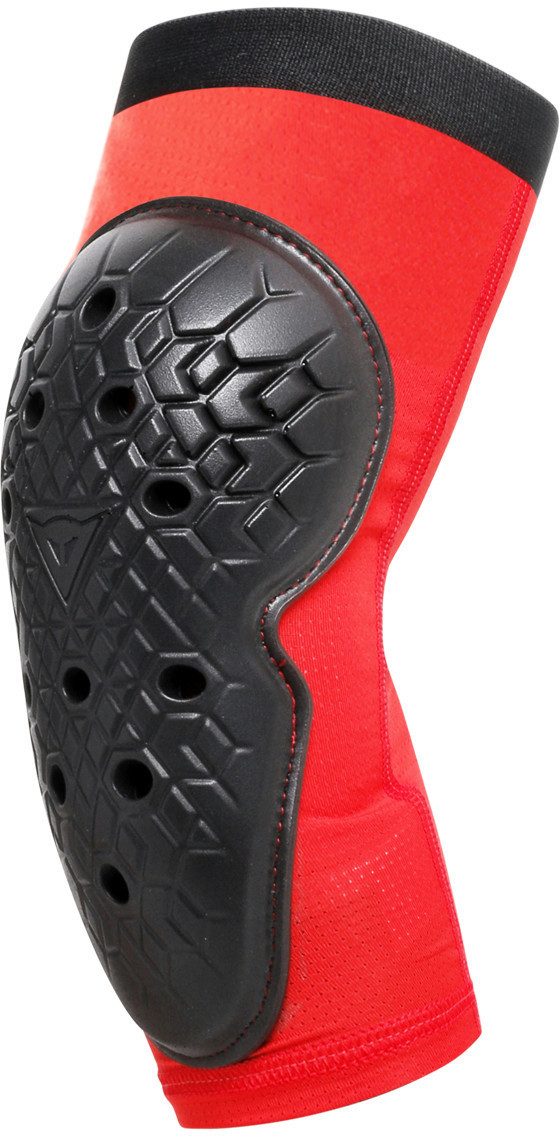Dainese Youth Elbow Protectors Scarabeo - Black/ Red