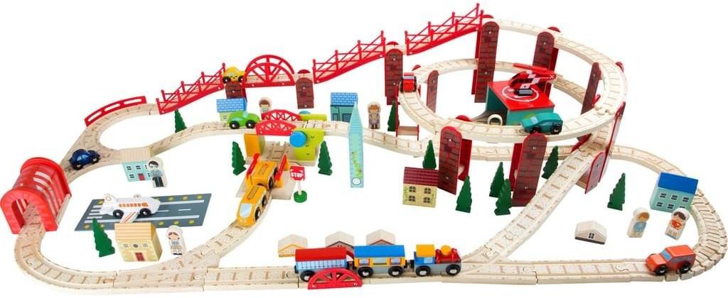 Small Foot Design Eisenbahnset Meine Stadt 3122