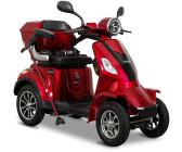 4 x 12V 22Ah Blei AGM Akkus für Scooter Elektroroller Eco Rolektro e-Trike 25