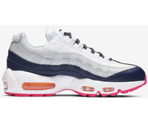 Nike Air Max 95 Premium Women midnight navy/pure platinum ...