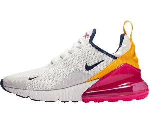 Nike Air Max 270 Women summit whitelaser fuchsiaplatinum