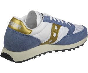 e9ac03c6 Buy Saucony Jazz Original Vintage white/blue/gold from £59.32 – Best ...