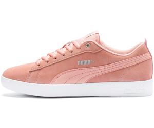 Puma - Smash Femme, Rose (Palepink-Silve