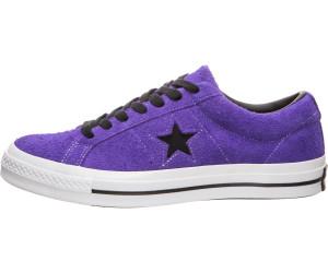 a3f1e55aa1 Converse One Star Dark Star Vintage Suede a € 64,20 | Miglior prezzo ...