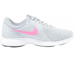 Nike Revolution 4 Women (AJ3491) Pure Platinum Sunset Pulse