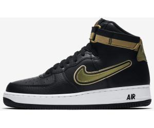 sports shoes 5d17b 1cc99 Nike Nike Air Force 1 High  07 LV8 Sport NBA black white metallic gold