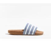 promo code 8c621 c19e1 Adidas Adilette Cork Slipper W ash blue ftwr white gum