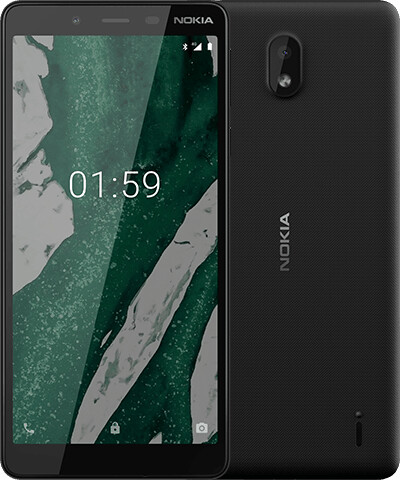 Nokia 1 Plus 8 GB negro